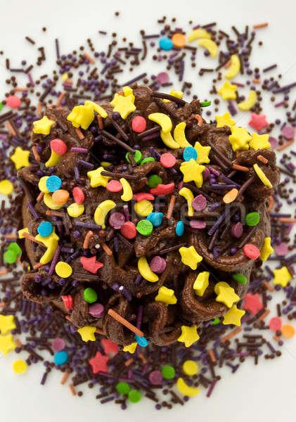 Cupcake Stock photo © AGfoto