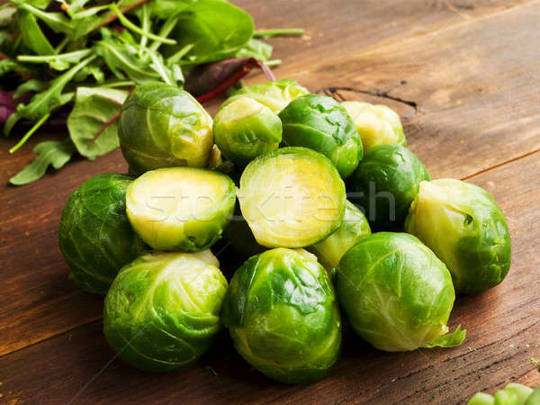 Brussel sprouts Stock photo © AGfoto