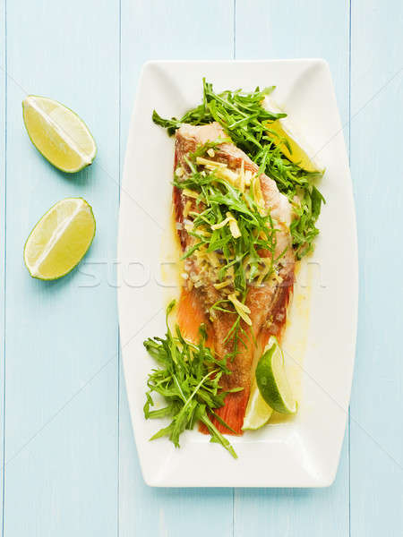 Sea Bass Stock photo © AGfoto