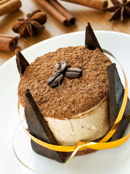 Dessert Stock photo © AGfoto
