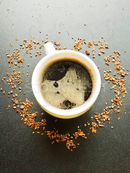 Cup of coffee Stock photo © AGfoto