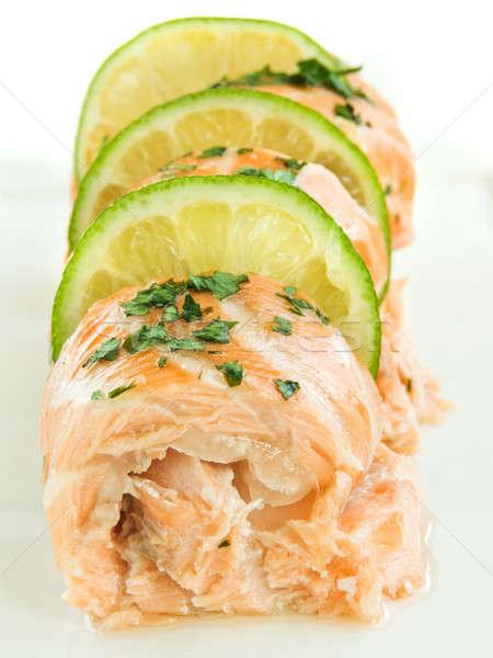 Salmon Stock photo © AGfoto