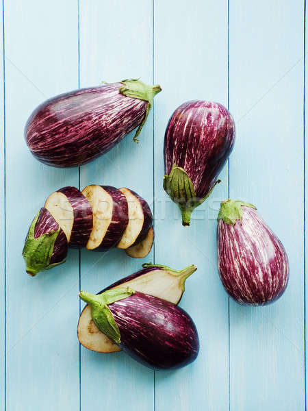 Eggplants Stock photo © AGfoto