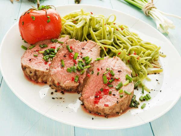Beef Stock photo © AGfoto