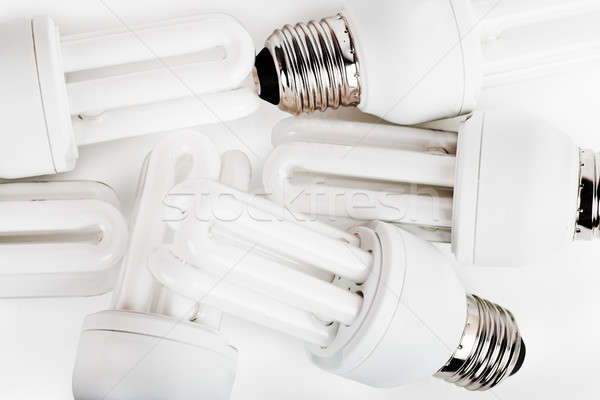 Energy saver bulbs Stock photo © AGorohov
