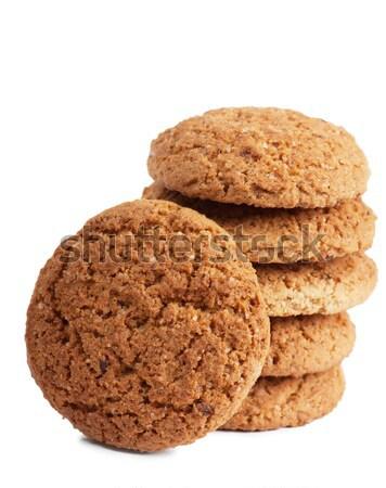 Oatmeal cookies Stock photo © AGorohov