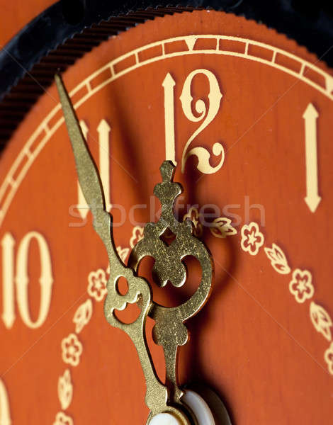 Last minutes Stock photo © AGorohov