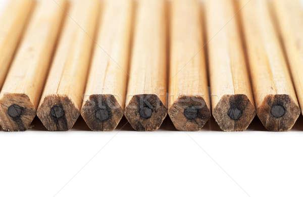Lead pencils Stock photo © AGorohov