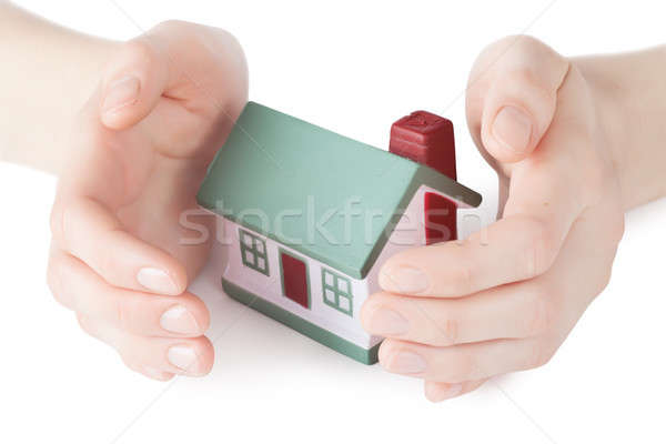 House safety Stock photo © AGorohov
