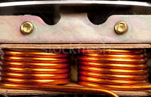Stockfoto: Stroomvoorziening · elektrische · technologie · macht