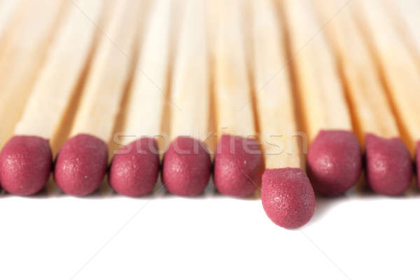 Matches Stock photo © AGorohov