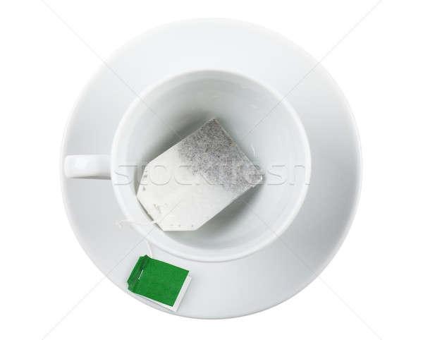 Teabag Stock photo © AGorohov