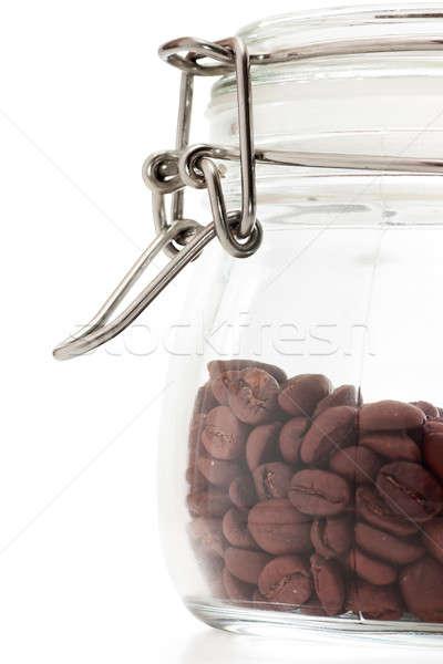 Coffee beans Stock photo © AGorohov