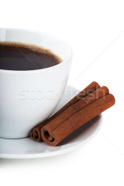 Cup of coffee Stock photo © AGorohov