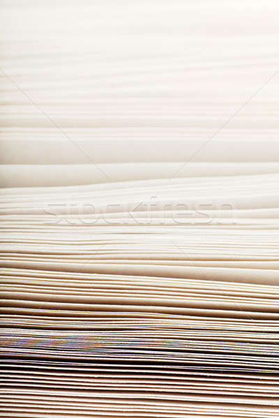 Pages Stock photo © AGorohov