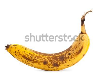 Overripe banana Stock photo © AGorohov