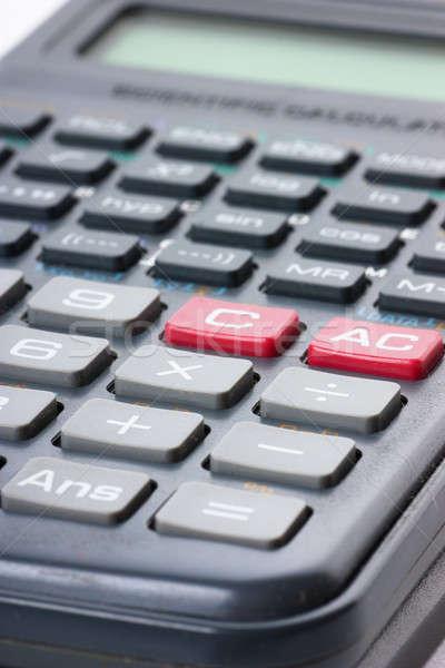 Calculator Stock photo © AGorohov
