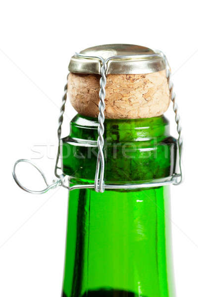 Champagne bottle Stock photo © AGorohov