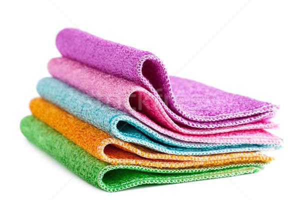 Stockfoto: Schoonmaken · kleurrijk · gezondheid