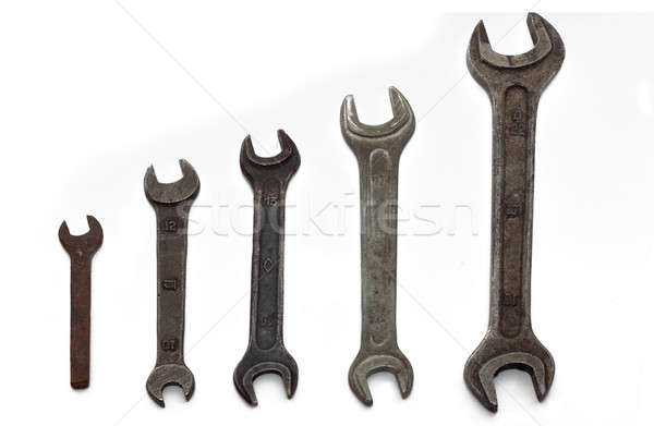 Wrenches Stock photo © AGorohov