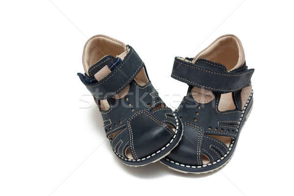 Pair of shoes Stock photo © AGorohov