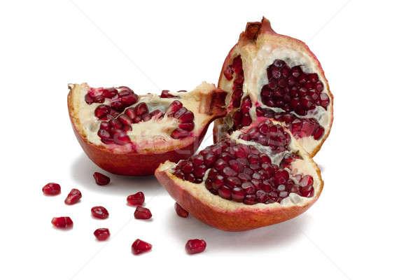 Pomegranate Stock photo © AGorohov