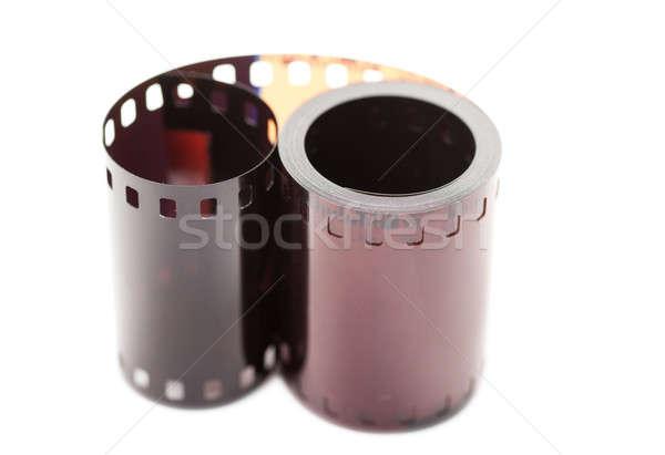Twisted film Stock photo © AGorohov