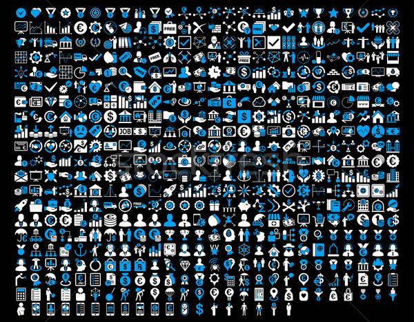 Application Toolbar Icons Stock photo © ahasoft