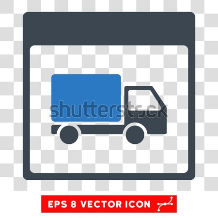 Street Washing Car Framed Icon Stock photo © ahasoft