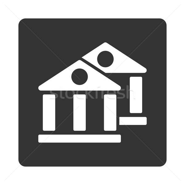 Banks icon Stock photo © ahasoft
