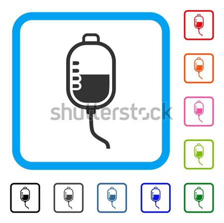 Therapy Dropper Flat Icon Stock photo © ahasoft