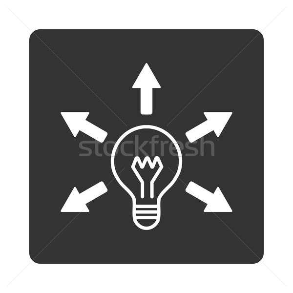 Idea icon Stock photo © ahasoft