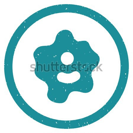 Ameba Flat Icon Stock photo © ahasoft