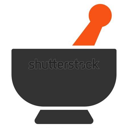 Ikon vektor színes szín fekete szürke Stock fotó © ahasoft