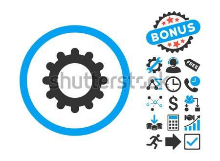 Bureaucrat Flat Icon Stock photo © ahasoft