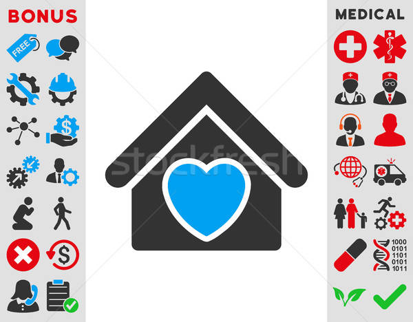 Hospice Icon Stock photo © ahasoft