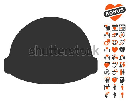 Fertility Flat Icon Stock photo © ahasoft