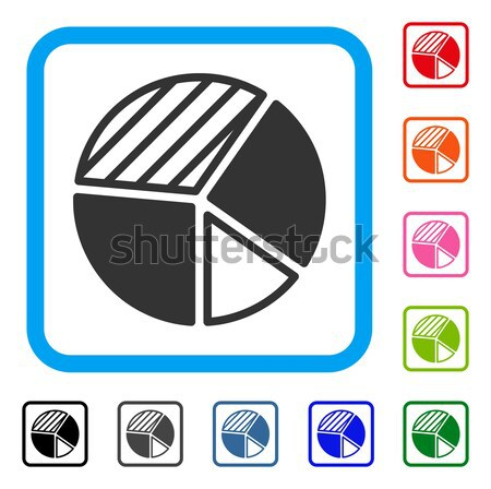 Sow Seed Pack Flat Icon Stock photo © ahasoft