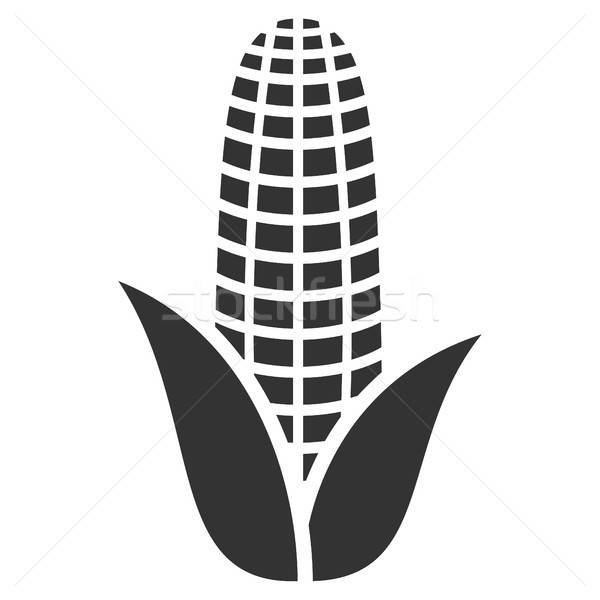 Corn Flat Icon Stock photo © ahasoft
