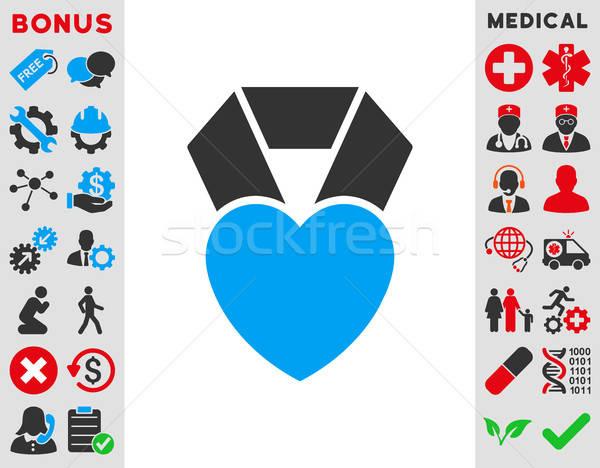 Heart Award Icon Stock photo © ahasoft