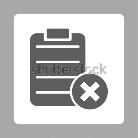 Forma vetor ícone ilustração estilo icônico Foto stock © ahasoft