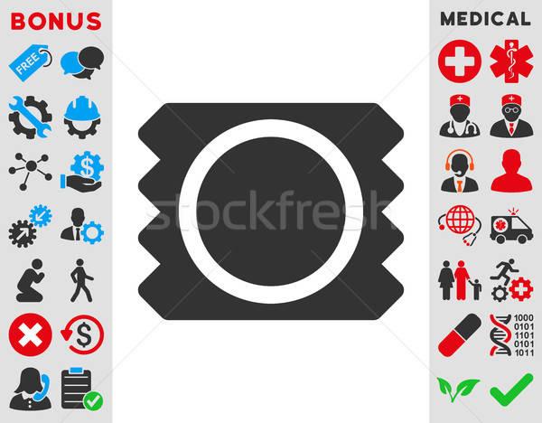 Condom Icon Stock photo © ahasoft