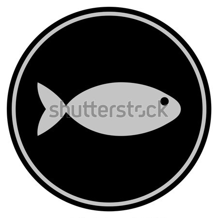 Muerte etiqueta icono color negro Foto stock © ahasoft