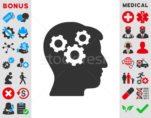Mind Icon Stock photo © ahasoft