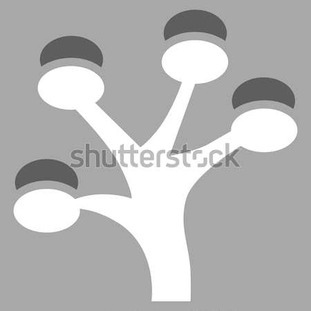 Head Shock Raster Icon Stock photo © ahasoft