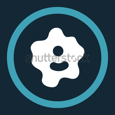 Ameba Flat Vector Icon Stock photo © ahasoft