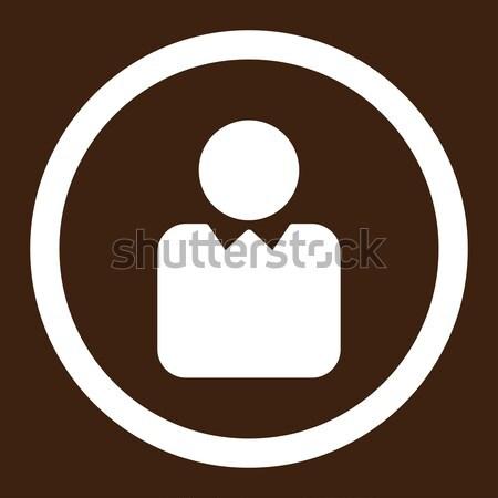 Client icon Stock photo © ahasoft