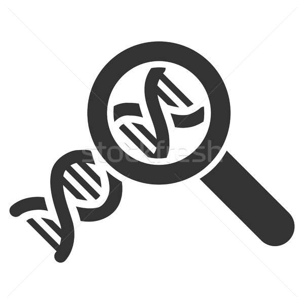 Genetics Raster Icon Stock photo © ahasoft