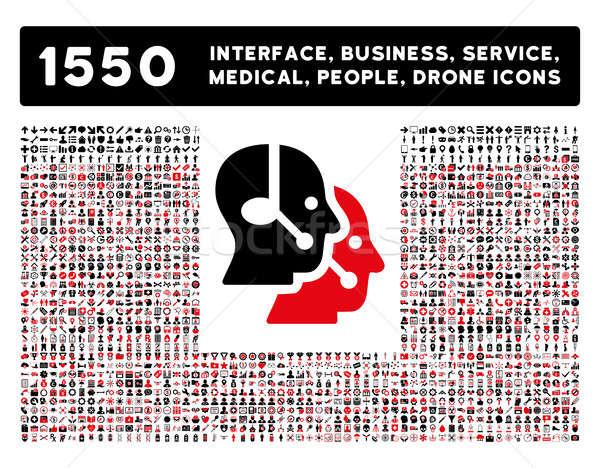 インターフェース ビジネス ツール 人 医療 ストックフォト © ahasoft