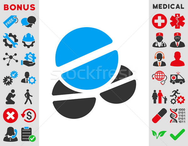 Tablets Icon Stock photo © ahasoft